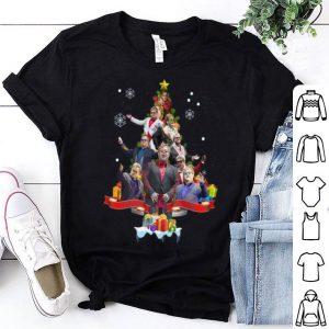 Elton John Gift Christmas Tree shirt