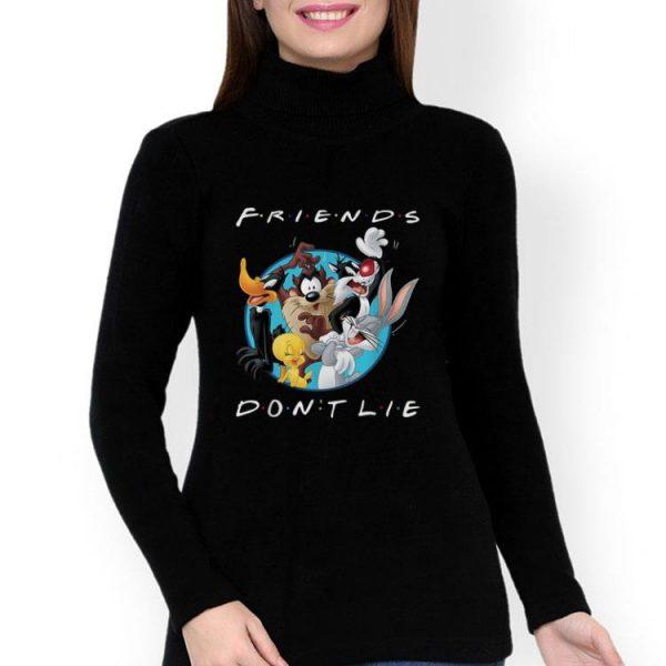 Friends Don't Lie Looney Tunes shirt