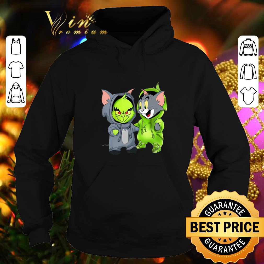 Hot Baby Grinch and Tom shirt 4 - Hot Baby Grinch and Tom shirt