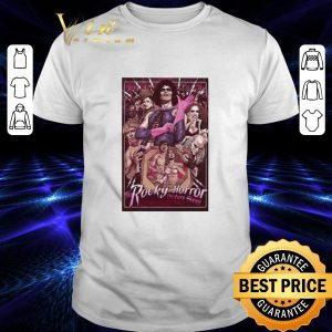 Hot The Rocky Horror Picture Show don't dream it be it shirt