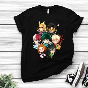 My Heroes Academia Plus Ultra Midoriya Izuku Anime shirt