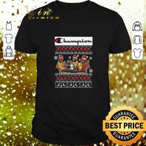 Original Champion Lebron James Kobe Bryant Michael Jordan ugly Christmas shirt
