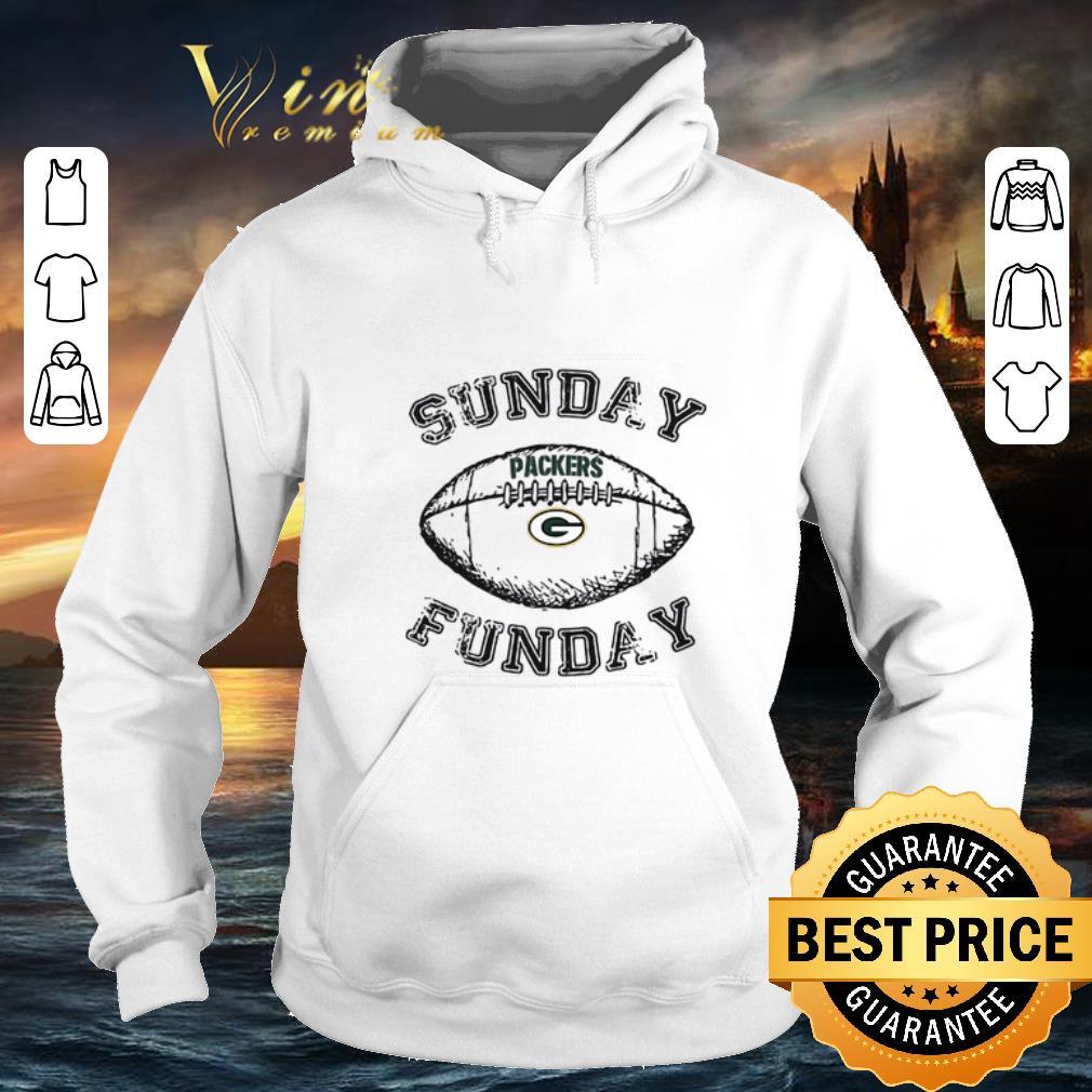 Original Green Bay Packers Sunday Funday shirt 4 - Original Green Bay Packers Sunday Funday shirt