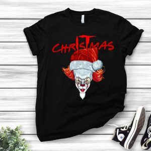 Santa IT Pennywise Christmas shirt