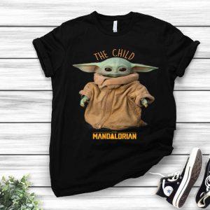 Star Wars The Mandalorian The Child Cute Baby Yoda shirt