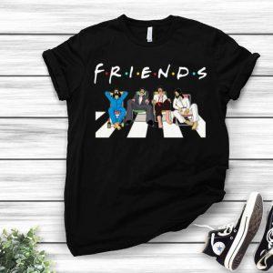 The Beatles Rare Friends Abbey Road shirt