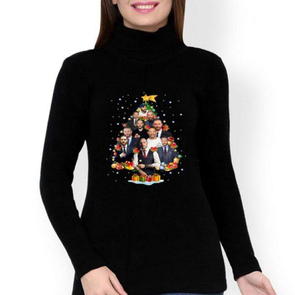 Tom Hardy Christmas Tree Merry Xmas shirt