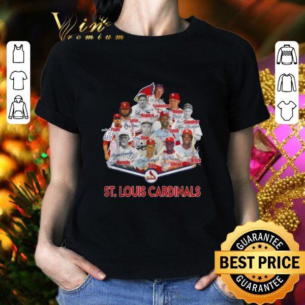 Top St. Louis Cardinals players name shirt