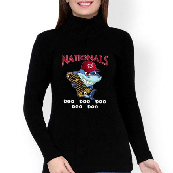Washington Nationals Shark Doo Doo Doo shirt