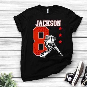 08 Jackson Hockey Player shirt