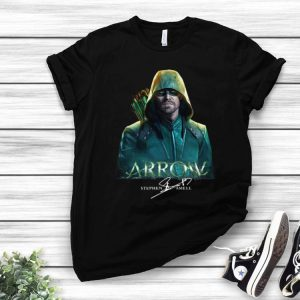 Arrow Stephen Amell Signature shirt