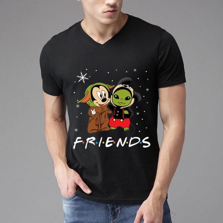 Mickey Mouse /& Friends Merry Christmas T-Shirt