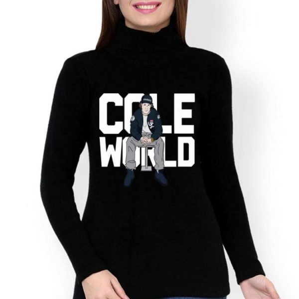 Gerrit Cole Savages Yankees Cole World shirt