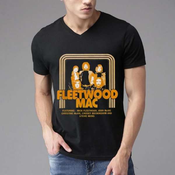Housekeepers Fleetwood Mac Featuring Stevie Nicks shirt
