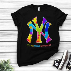 MLB New York Yankees It's Ok To Be Different shirt