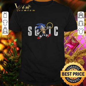 Top Air Sonic the Hedgehog shirt