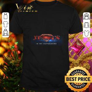 Top Jesus is my superhero Superman shirt