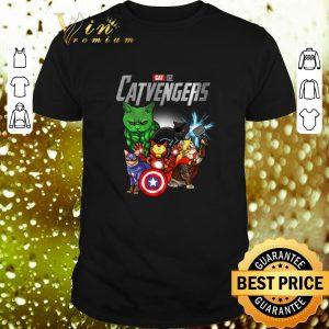 Top Marvel Avengers Endgame Cat Catvengers shirt