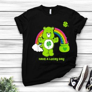 Lucky Bears Have A Lucky Day shirt