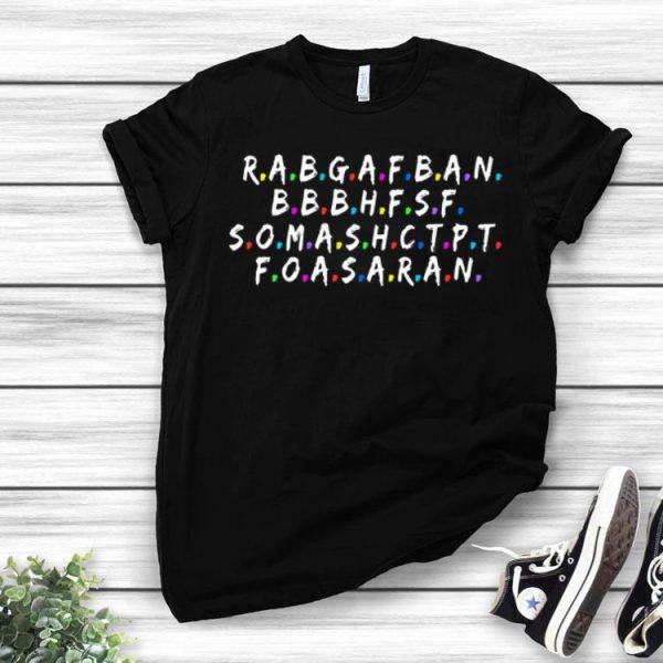 Rabgafban City Foasaran shirt