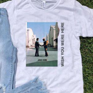 Trump Wish You Were Here shirt