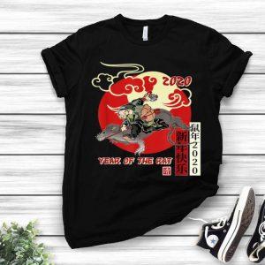 Year Of Rat 2020 Chinese New Year Tattoo Art shirt