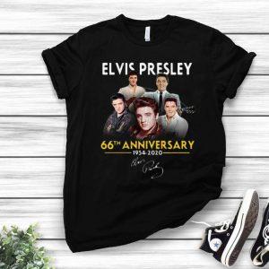 Elvis Presley 66th Anniversary 1975 – 2020 Signature shirt