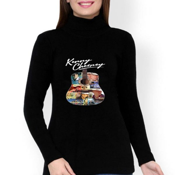 Guitar Kenny Chesney shirt