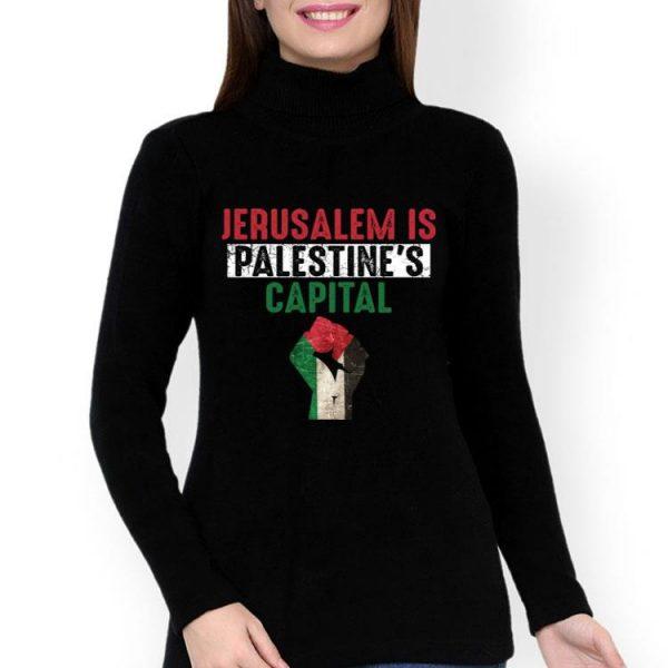 Jerusalem Is Palestine's Capital shirt