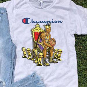 Kobe Bryant King Champion NBA Legend shirt