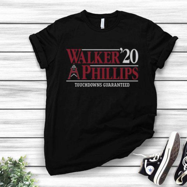 Walker '20 Phillips Touchdowns Guaranteed shirt