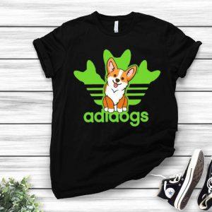 Adidogs Corgi Adidas shirt