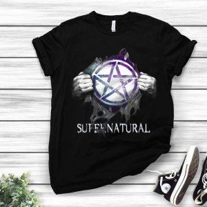 Blood Inside Me Supernatural shirt