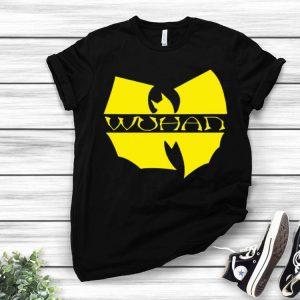 Coronavirus Wu Tang Clan Wuhan shirt