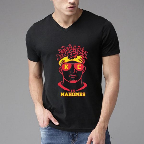 Kansas City Chiefs 15 Mahomes shirt