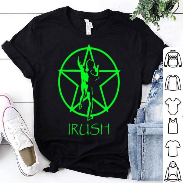 Starman Irush Irish St Patrick's Day shirt