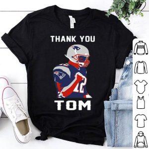 Thank You Tom Brady 12 New England Patriots shirt