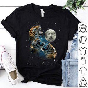 Three Tigers Moon Tiger King Joe Exotic shirt