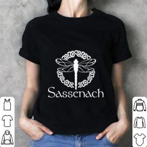 Dragonfly Sassenach shirt 2