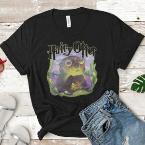 Hairy Otter Harry Potter shirt