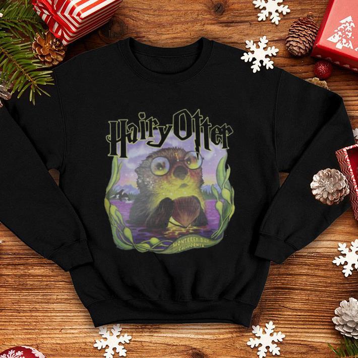 Hairy Otter Harry Potter shirt 4 - Hairy Otter Harry Potter shirt