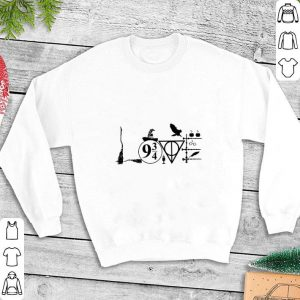 Harry Potter love shirt