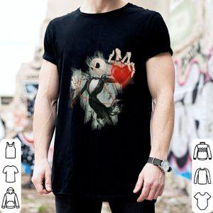 Jack Skellington The heart shirt