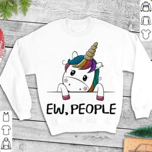 LGBT Unicorn ew people shirt