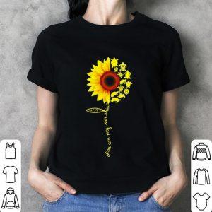 Sunflower You are my sunshine turtle shirt 2