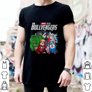 Bulldog Bullvengers Marvel Avengers Endgame shirt
