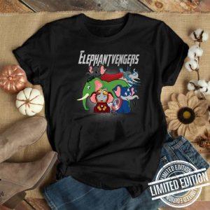 Elephant Marvel Avengers Endgame Elephantvengers shirt