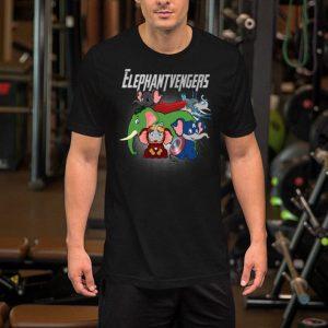 Elephant Marvel Avengers Endgame Elephantvengers shirt 1