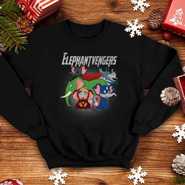 Elephant Marvel Avengers Endgame Elephantvengers shirt 4 - Elephant Marvel Avengers Endgame Elephantvengers shirt