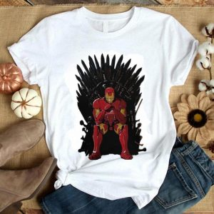 Game of Thrones Iron Man Avenger Endgame shirt